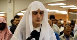fatih seferagic imam masjid ganteng