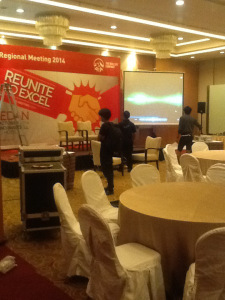 event organizer gathering corporate di medan d