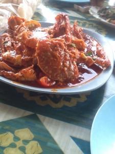 Wisata kuliner seafood kampung piayu