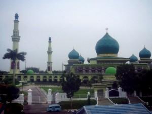 Masjid agung an nur pekanbaru